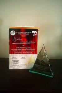 Nagrody w konkursie